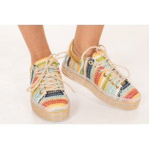 SNEAKERS TESUT MULTICOLOR